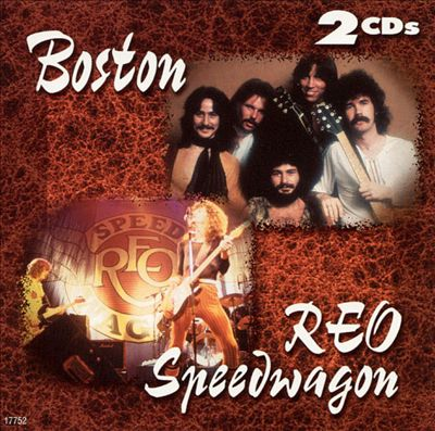 Boston/REO Speedwagon