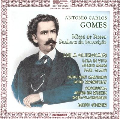 Carlos Gomes: Missa de Nossa Senhora da Conceição