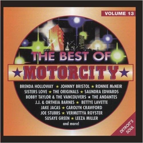 Best of Motorcity, Vol. 13