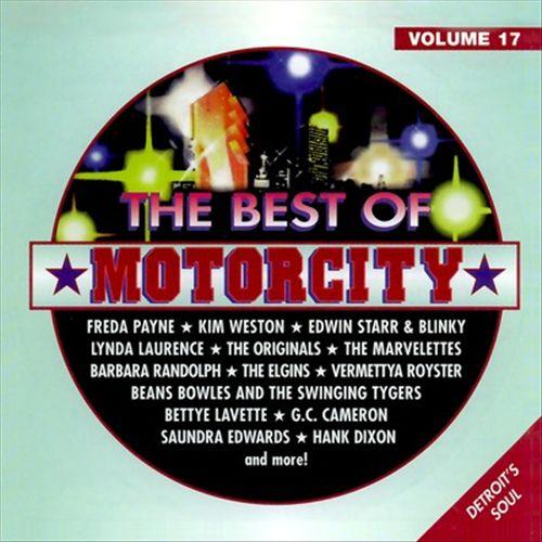 Best of Motorcity, Vol. 17