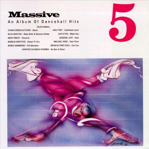 Massive 5: An Album of Dancehall Hits