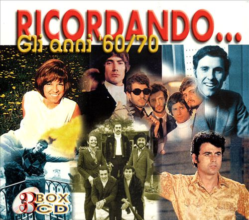 Ricordando from the 60's & 70's