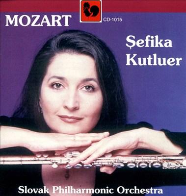 Sefika Kutluer plays Mozart