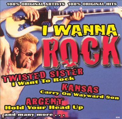 I Wanna Rock, Vol. 1