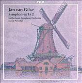 Jan Van Gilse: Symphonies 1 & 2