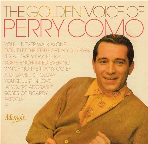 Golden Voice Of Perry Como