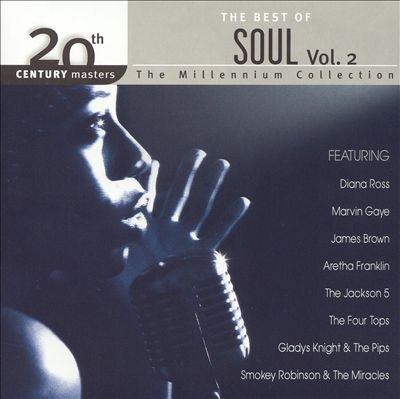 20th Century Masters: Best of Soul, Vol. 2