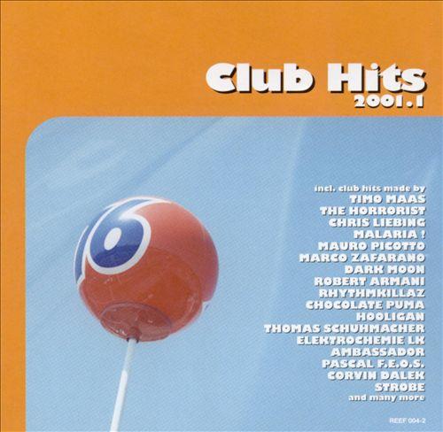 Club Hits 2001, Vol. 1