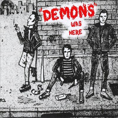 """""""Demons"""" ...Was Here"""