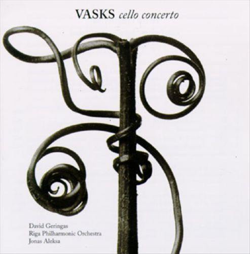 Peteris Vasks: Concerto for Cello and Orchestra