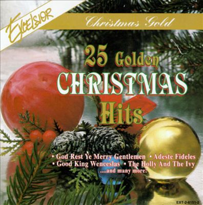 25 Golden Christmas Hits
