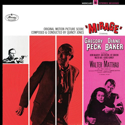 Mirage [Original Motion Picture Score]