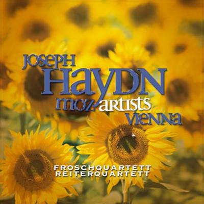 Joseph Haydn: Froschquartett, Reiterquartett
