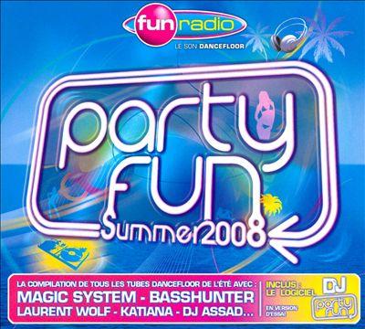 Party Fun Summer 2008