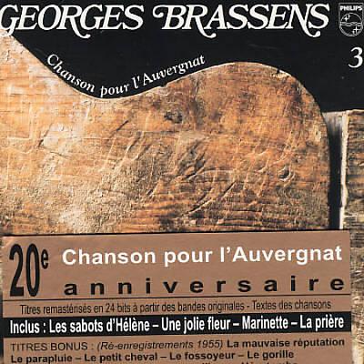 Chanson Pour l'Auvergnat, Vol. 3