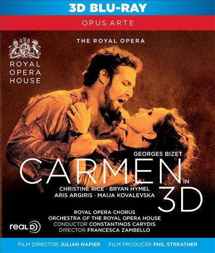 Bizet: Carmen in 3D [Video]
