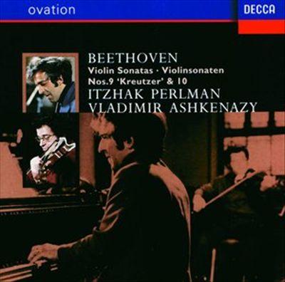 Beethoven: Violin Sonatas Nos. 9 & 10