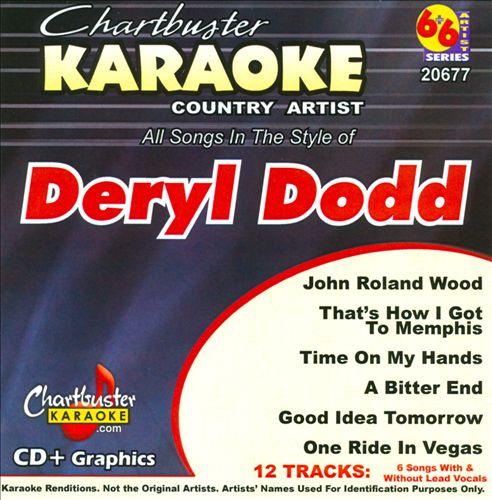 Chartbuster Karaoke: Deryl Dodd