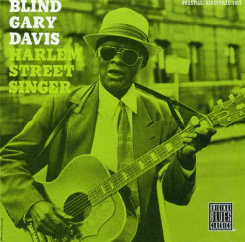 Harlem Street Singer