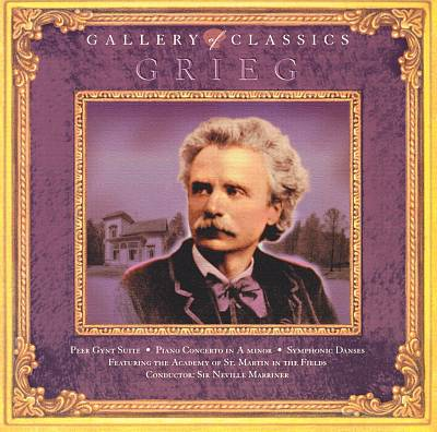 Gallery of Classics: Grieg