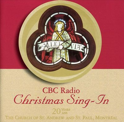 CBC Radio Christmas Sing-In: 20 Years/Ans