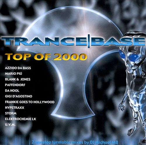 Trance Base: Top of 2000