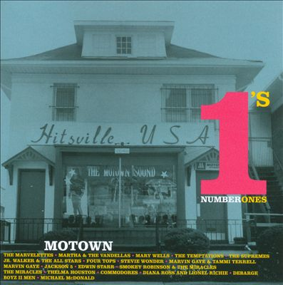 Motown Number 1's