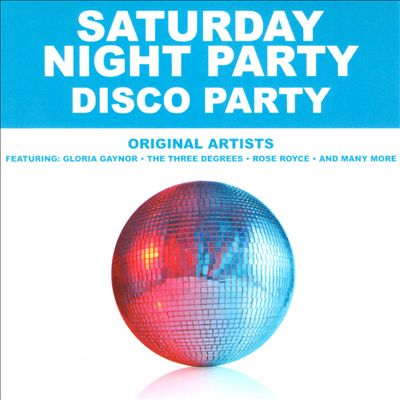 Saturday Night Party: Disco Party