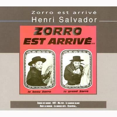 Zorro Est Arrive