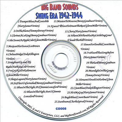 Big Band Sounds: Swing Era 1942-1944