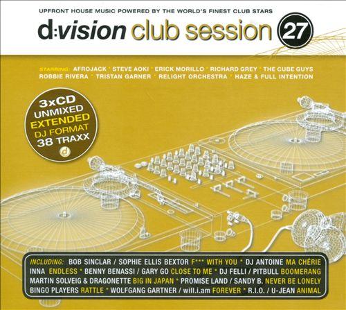 D:Vision Club Session, Vol. 27