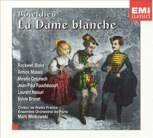 Boieldieu: La Dame Blanche