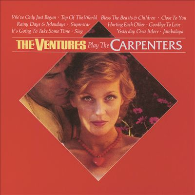 The Ventures Play the Carpenters