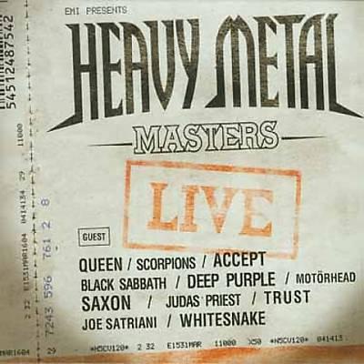 Heavy Metal Masters Live