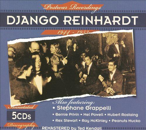 Postwar Recordings 1944-1953