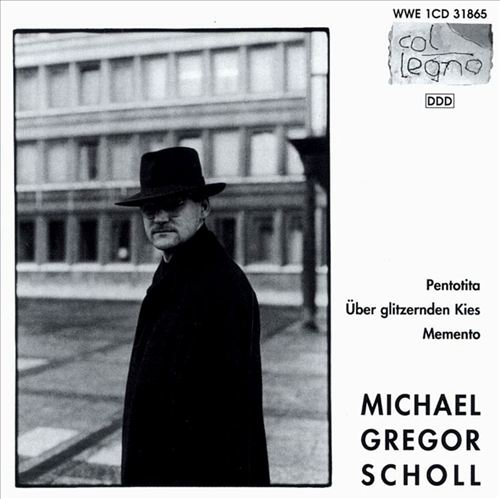 Michael Gregor Scholl: Pentotita; Über glitzernden Kies; Memento