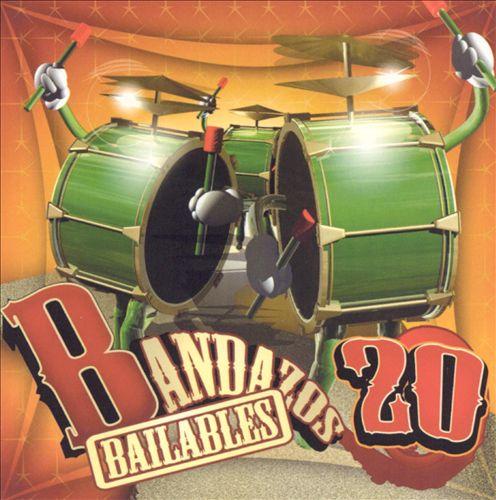 20 Bandazos Bailables