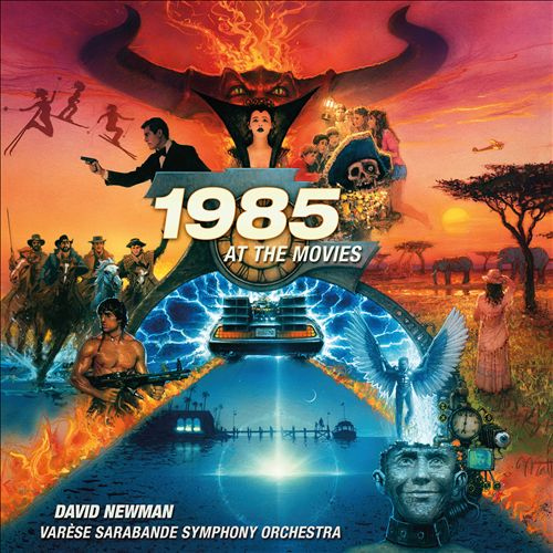 1985 at the Movies [Original Soundtrack]