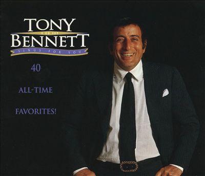 Tony Bennett Sings for You