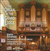 The Organ at the Grand Lodge