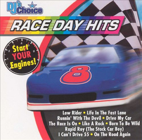 DJ's Choice: Race Day Hits