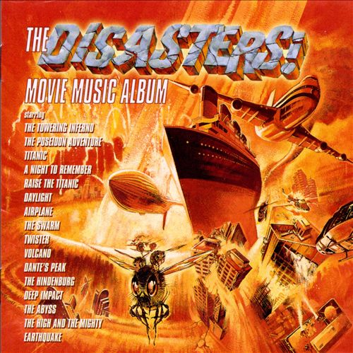 Disasters: Movie Music Album