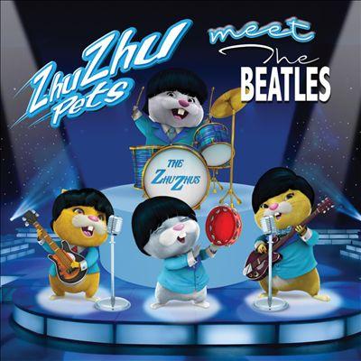 Zhu Zhu Pets Meet the Beatles