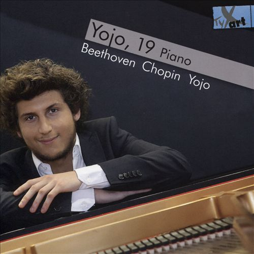 Yojo, 19 Piano - Beethoven, Chopin, Yojo