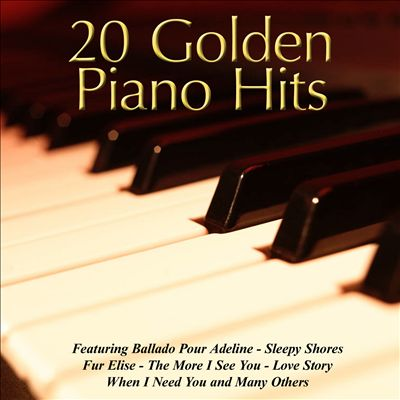 20 Golden Piano Hits