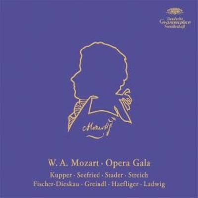 W.A. Mozart: Opera Gala