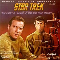 Star Trek, Vol. 1: The Cage/Where No Man Has Gone Before
