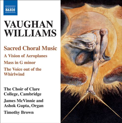 Vaughan Williams: Sacred Choral Music