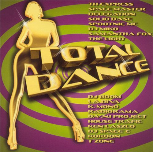 Total Dance [Next Music Box Set]