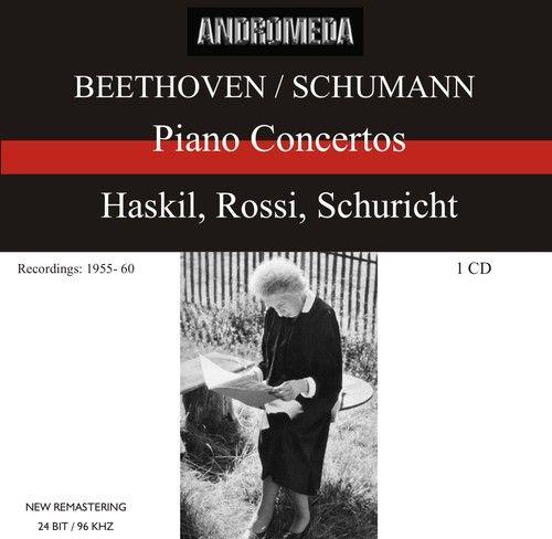 Beethoven, Schumann: Piano Concertos